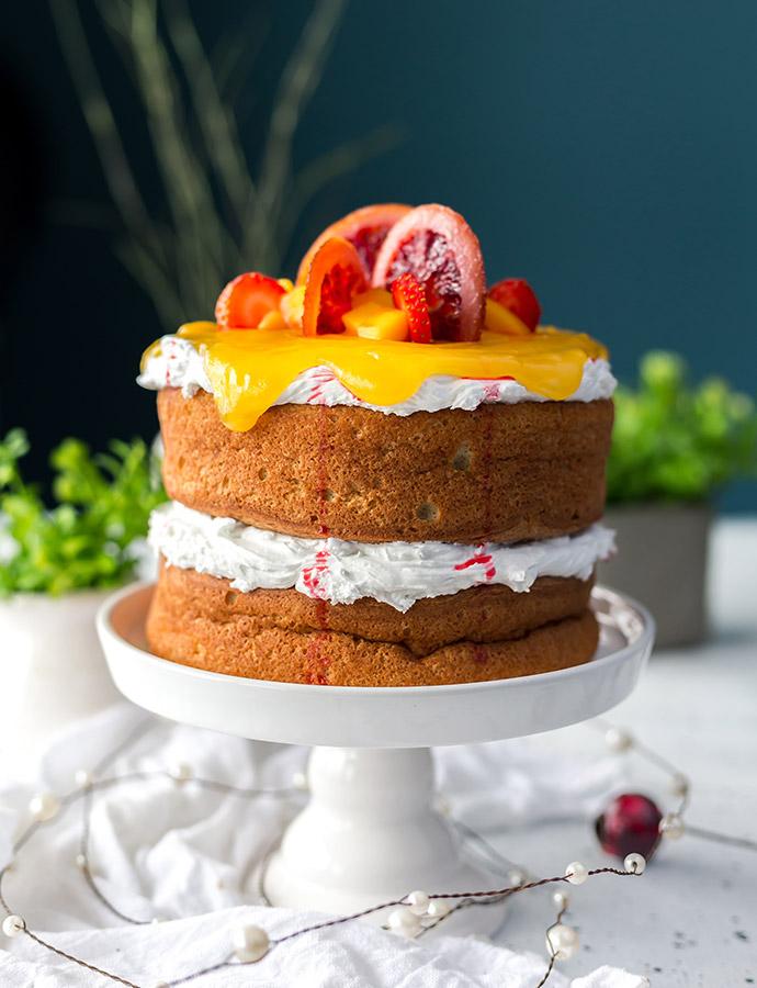 Čokoladna torta (jednostavna)
